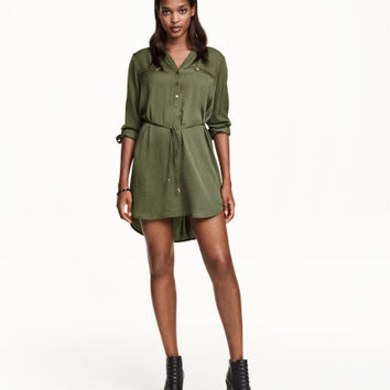 H&M Shirt dress $29.99