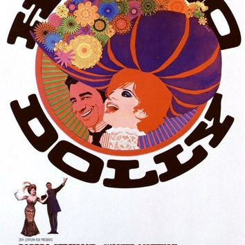 Hello Dolly 27x40 Movie Poster (1970)
