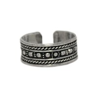 Adjustable Ring Tibetan Ring Silver Ring Yoga ring Tribal Ring Handmade Ring RB246