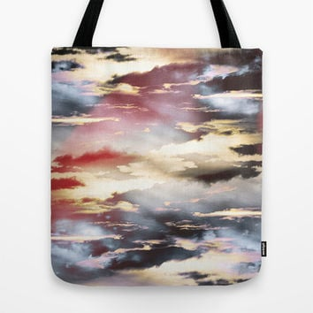 Combateur II Tote Bag by HappyMelvin Graphicus