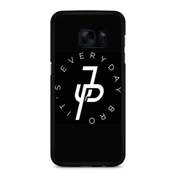 Jake Paul Its Everyday Bro Black Samsung Galaxy S7 Edge