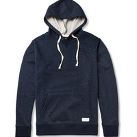 Saturdays Surf NYCDitch Flecked Cotton-Blend Jersey Hoodie|MR PORTER