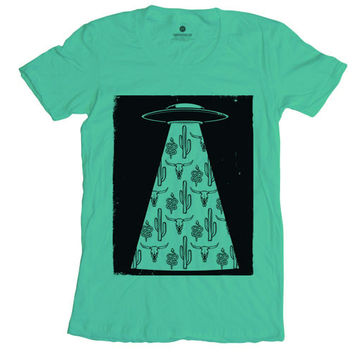 Desert UFO 1 - Womens - Mint
