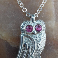 Pendant owl silver 925 jewellery pendant, womens jewellery.sales jewellery gift birthday gift sale gift for wife