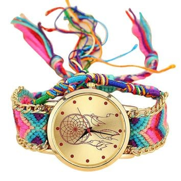 Vansvar Handmade DreamCatcher Watch