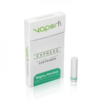 VaporFi Power Cig Menthol Starter Kit Bundle