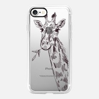 giraffe iPhone 7 Carcasa by Marianna | Casetify