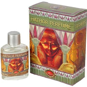 Hathor Tisheps Wildflowers Rose Egyptian Essential Perfume Fragrance by Flaires