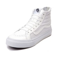Vans Sk8 Hi Slim Leather Skate Shoe