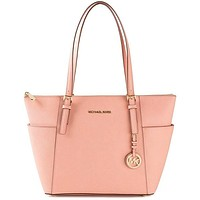 Michael Kors MK Women Fashion Leather Crossbody Tote Shoulder Bag