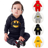 Baby Boy/Girl Super Hero Batman Romper