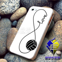 Infinity Love Volleyball Sports For iPhone Case Samsung Galaxy Case Ipad Case Ipod Case