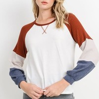 Casual Obsession Top