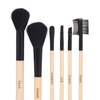 Canvas Case Brush Set