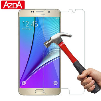 Tempered Glass Coque For Samsung Galaxy S3 S4 S5 S6 S7 J7 J1 J3 J5 A3 A5 2016 Grand Prime For iPhone 5 5C 5S SE 6 6S 7 Plus Case
