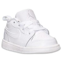 Toddler Air Jordan 1 Low Basketball Shoes