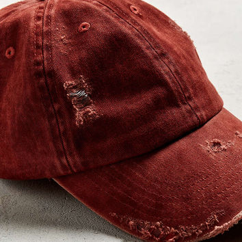 Distressed Dad Hat - Urban Outfitters from Urban Outfitters 880001d393b