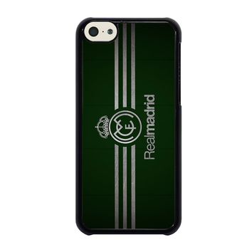 FC REAL MADRID GREEN iPhone 5C Case
