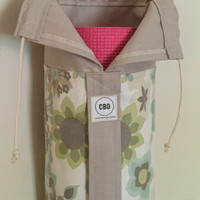 Yoga Bag, Yoga Mat Bag, Yoga Mat Carrier , Tote Bag, Gym Bag - READY TO SHIP! Fully Lined with Taupe Linen