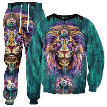 Trip Lion King Tracksuit