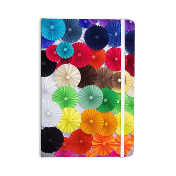 "Heidi Jennings ""Adored"" Colored Circles Everything Notebook"