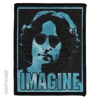 John Lennon - Imagine Patch on Sale for $5.99 at HippieShop.com