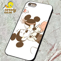 Mickey Mouse Minnie Mouse Kiss for SmartPhone