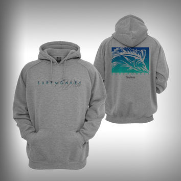 Sailfish Graphic Hoodie Sweatshirt