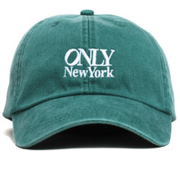 Amsterdam Polo Hat Emerald Green