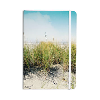 "Sylvia Cook ""Dune Grass"" Coastal Photography Everything Notebook"