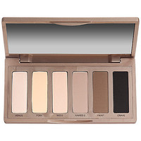 6 Colors Professional Naked Basic Eyeshadow Pallete Maquiagem Shades Urban Makeup Matte Eye Shadow Palette Beauty Cosmetics H123