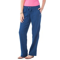 Saltwater Linen Beach Pant in Yacht Blue by Southern Tide