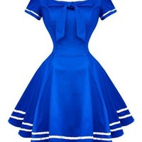 Sailor Salute Dress Blue