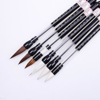 1 Pc Piston Water Brush Chinese Japanese Calligraphy Pen Paint Brush Drawing Art Supplies