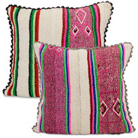 Peruvian Pillow Pair XV