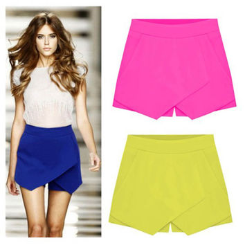 The Cutest Blue Skort You'll Ever See!