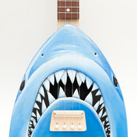 "Jaws ukulele   ""get out of the water-lele"""