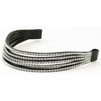 Ovation Elegant 5 Row Stones Browband