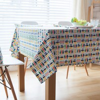Colorful Fishes Tablecloths
