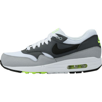 Nike Air Max 1 Essential (Mens) - White/Dark Grey/Wolf Grey/Black