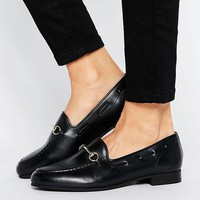 H By Hudson Snaffle Loafers at asos.com
