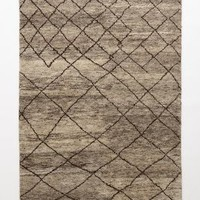 Hand-Knotted Adras Rug by Anthropologie