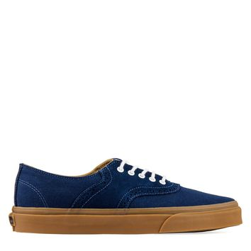 Vans Spectator Decon CA Men's Sneaker in Blue/Gum