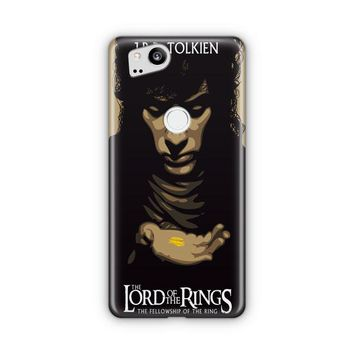 The Lord Of The Rings Trilogy Google Pixel 3 XL Case | Casefantasy