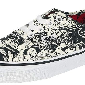 Vans Kids X Marvel SK8-Hi Zip Skate Shoes