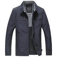 Boys & Men Hugo Boss Cardigan Jacket Coat