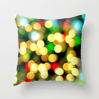 Oh Christmas Tree Throw Pillow by RichCaspian | Society6