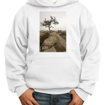 Stone Tree Colorado Youth Hoodie Pullover Sweatshirt by TooLoud