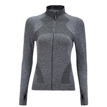 Yoga Slim Workout Sweatshirt Sports Jackets