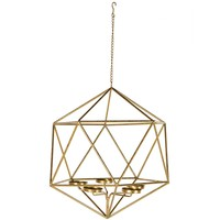 NEW! Geometric One Tea Light Pendant